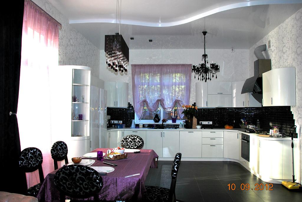 Люстра для кухни-фотогалерея (реальные фото примеры)