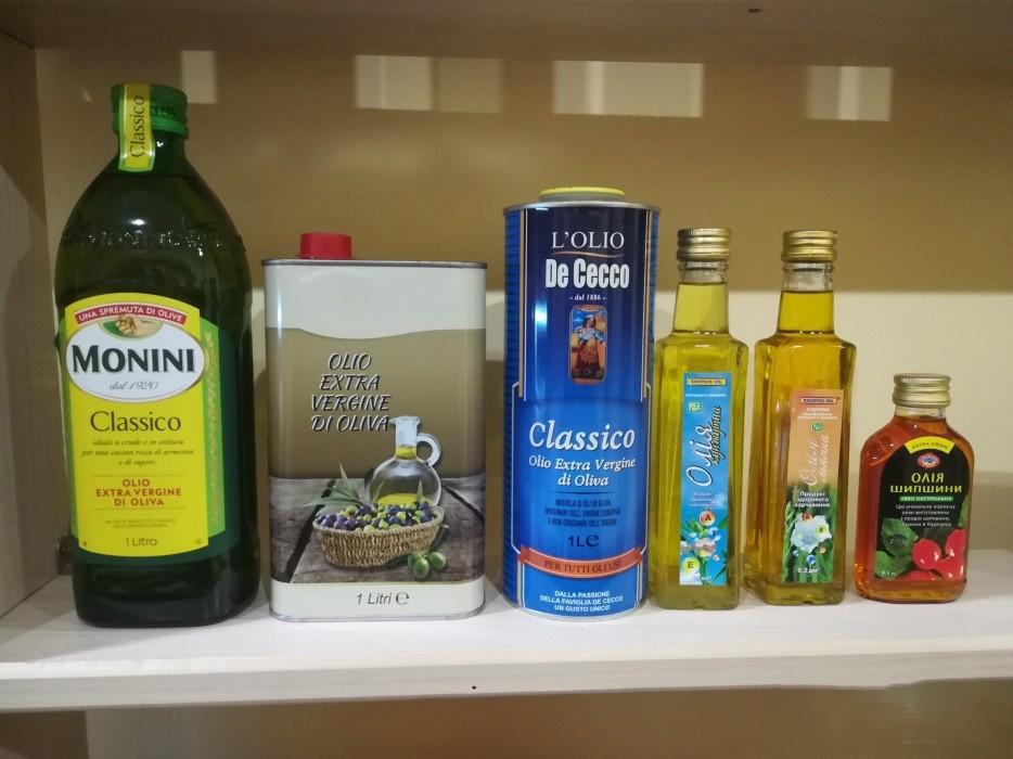 Рекомендации по хранению оливкового масла для сохранения его исходных качеств
