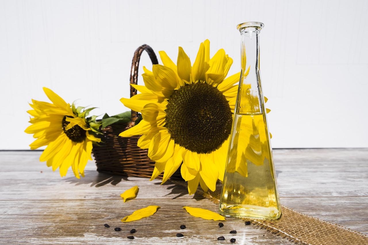 Как сохранить подсолнечное масло в домашних условиях?